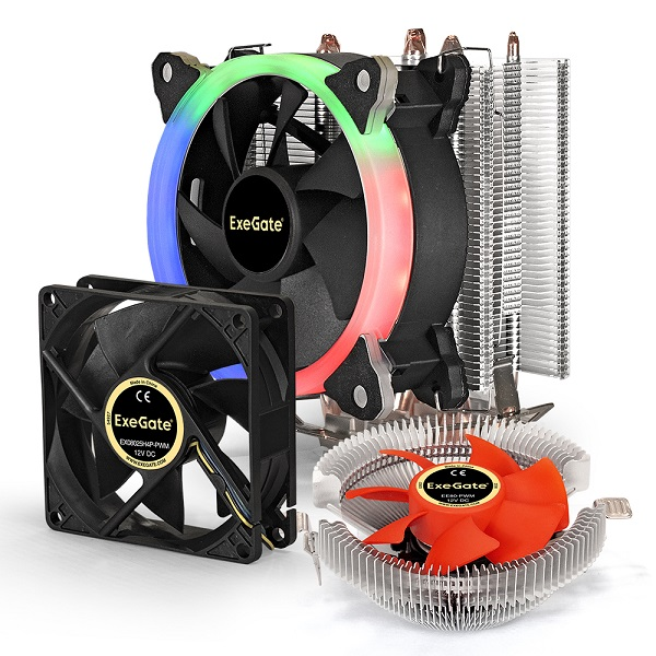 Fans and cooling systems